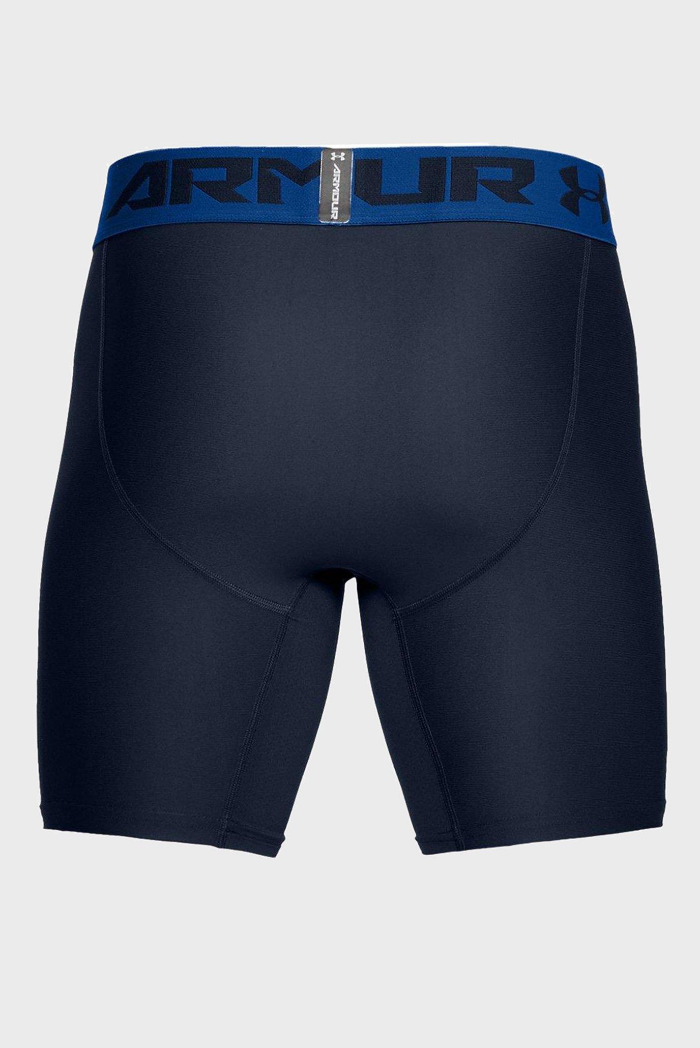 Купить Мужские синие шорты HG ARMOUR 2.0 COMP SHORT Under Armour Under Armour 1289566-408 – Киев, Украина. Цены в интернет магазине MD Fashion