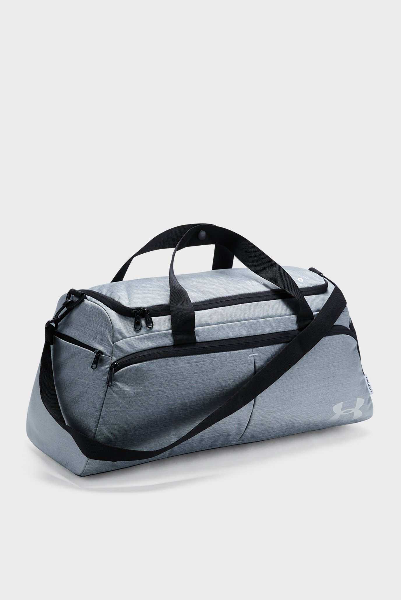 1cc1724133b9 Купить Женская серая спортивная сумка W's Undeniable Duffle-S Under Armour  Under Armour 1306405-001 – Киев, ...