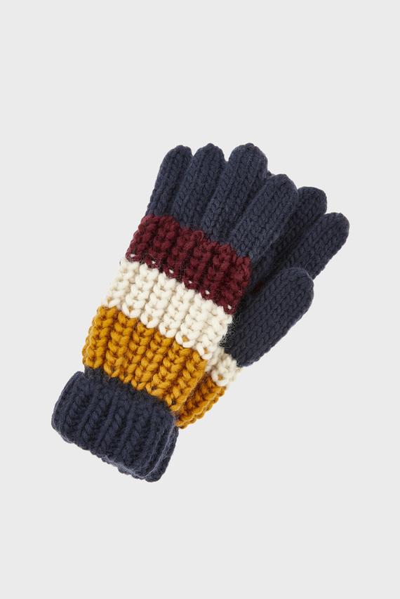 Детские перчатки OLIVER STRIPE GLOVES
