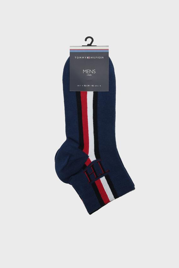 Мужские синие носки (2 пары)