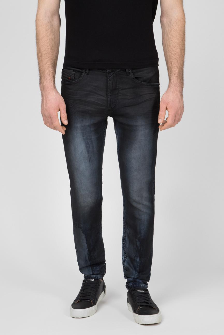 Мужские темно-синие джинсы THOMMER CB-NE Sweat Jeans