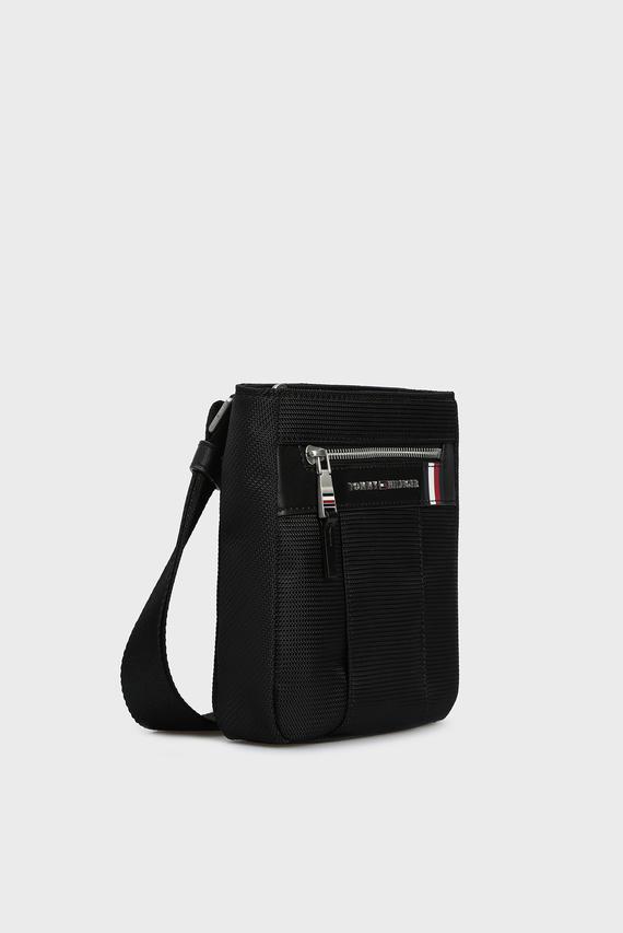 Мужская черная сумка через плечо ELEVATED NYLON MINI