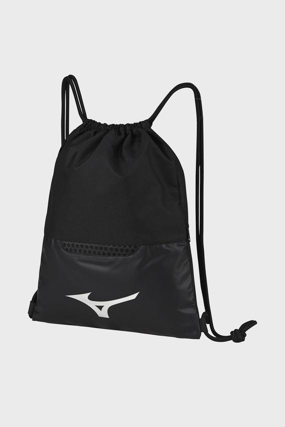 Черная спортивная сумка STYLE DRAW BAG