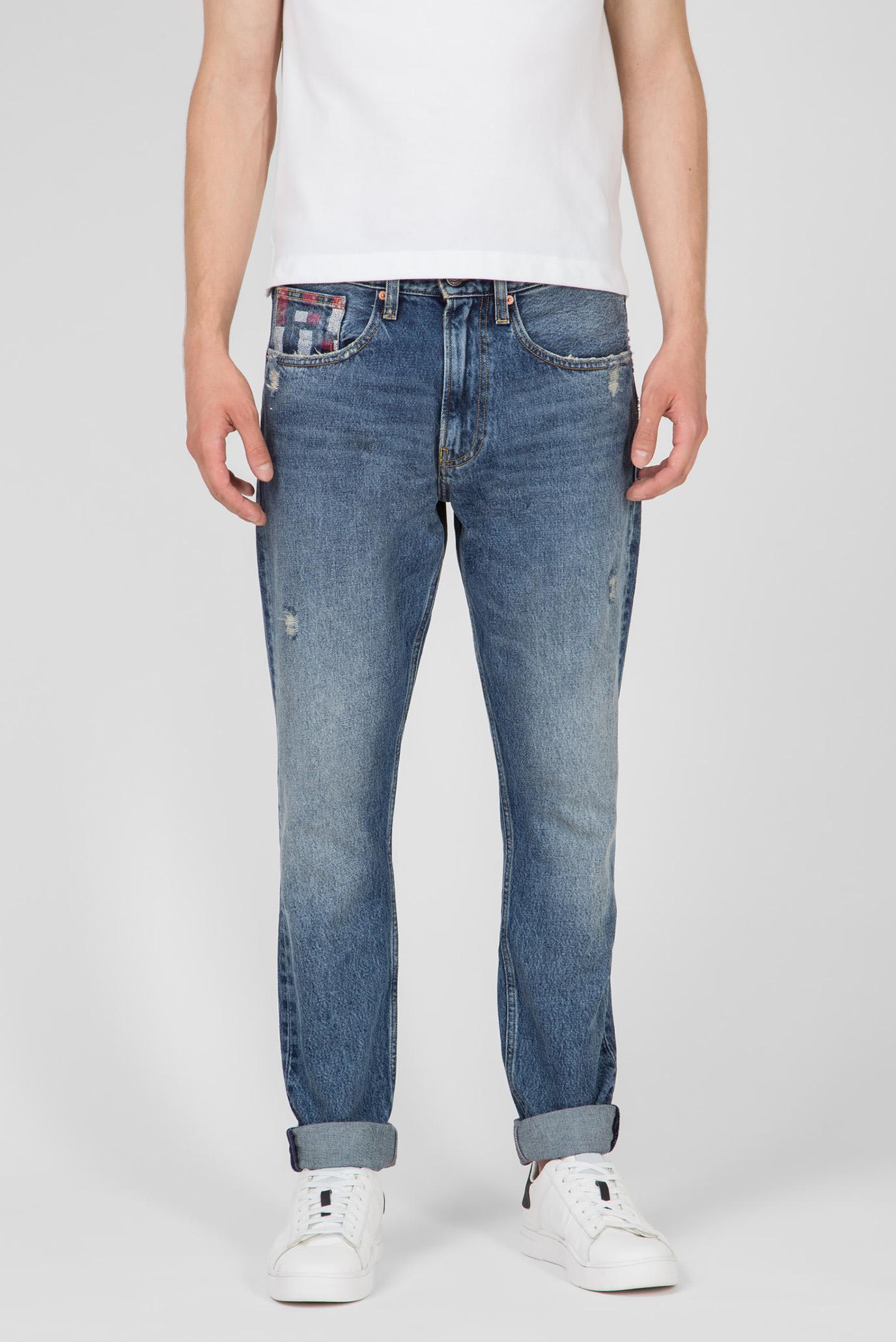 Купить Мужские синие джинсы MODERN TAPERED TJ 1988 AMR Tommy Hilfiger Tommy Hilfiger DM0DM06115 – Киев, Украина. Цены в интернет магазине MD Fashion