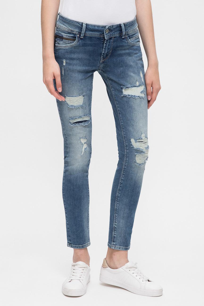 Женские синие джинсы NEW BROOKE