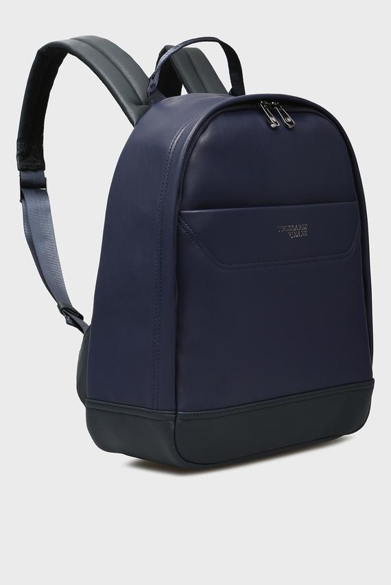 Мужской синий рюкзак BUSINESS