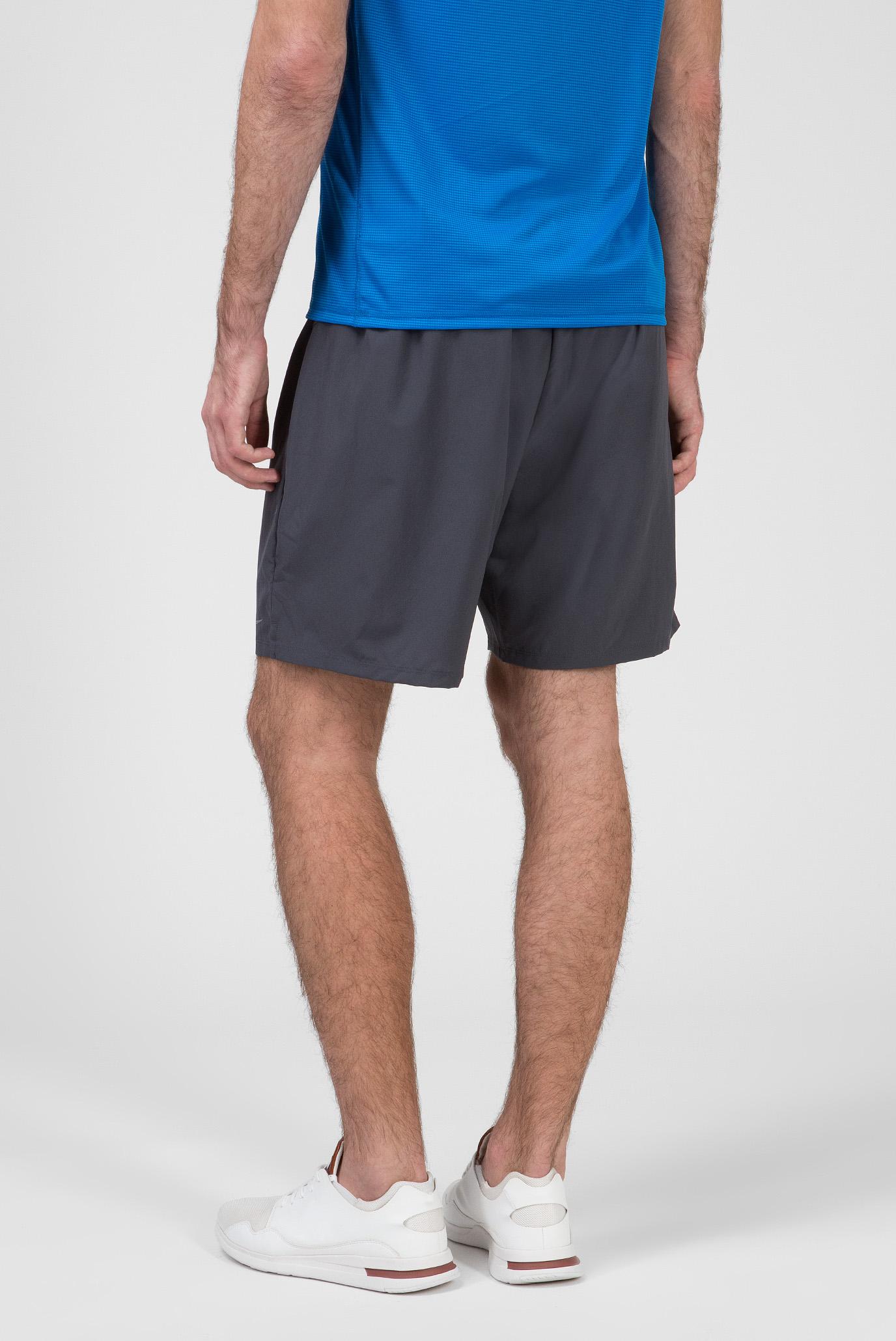 Мужские серые шорты ALPHA 5