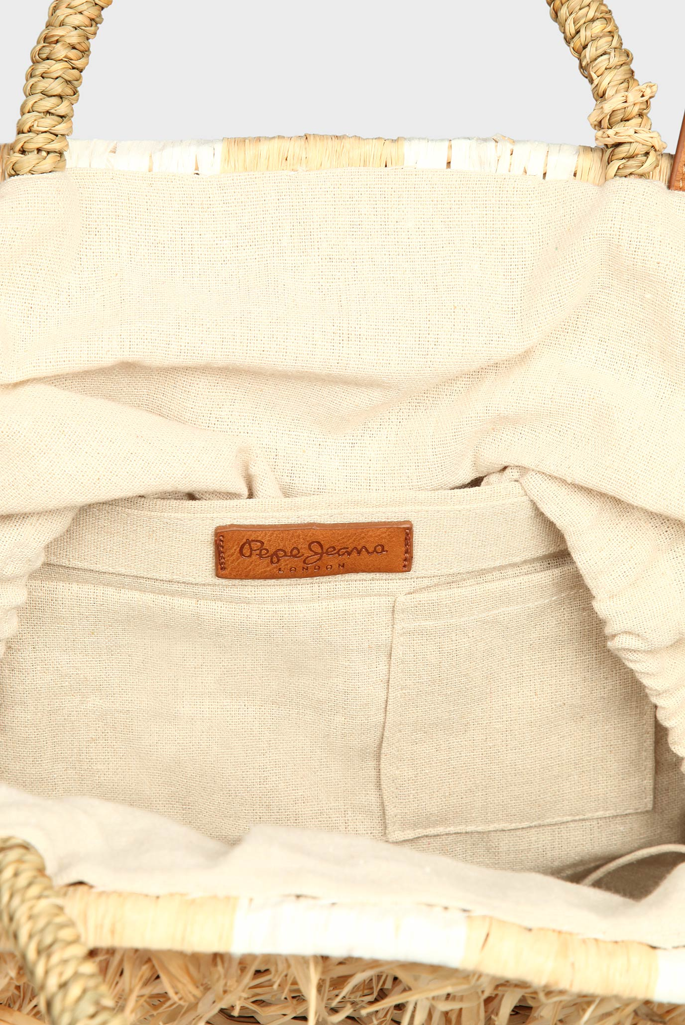 51706f27dfc4 Купить Женская соломенная сумка на плечо Pepe Jeans Pepe Jeans PL030729 –  Киев, Украина. Цены в интернет ...