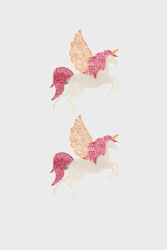 Детские заколки Flying Unicorn C (2 шт)