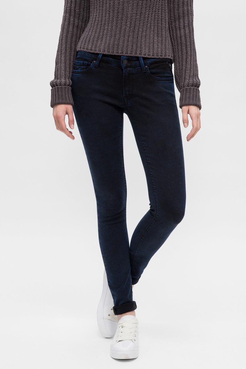 Женские синие джинсы LUZ