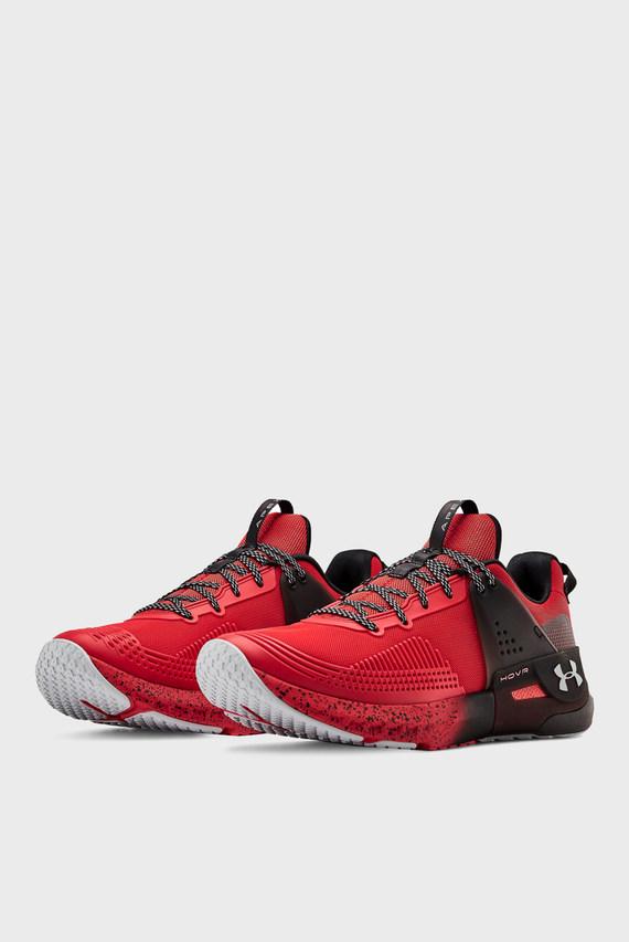 Мужские красные кроссовки UA HOVR Apex-RED