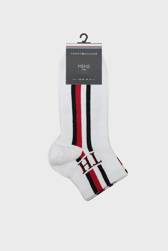 Мужские белые носки (2 пары)