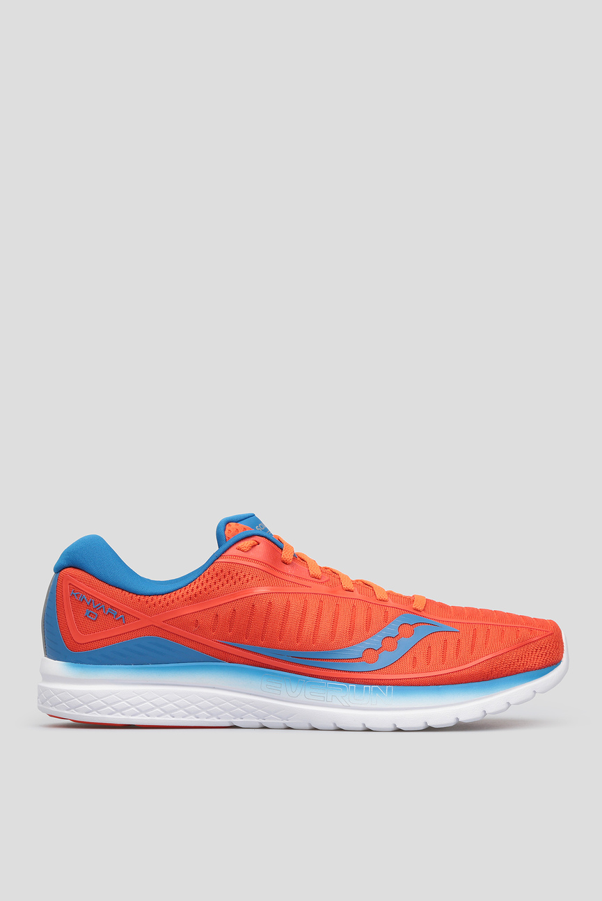 Мужские оранжевые кроссовки KINVARA 10