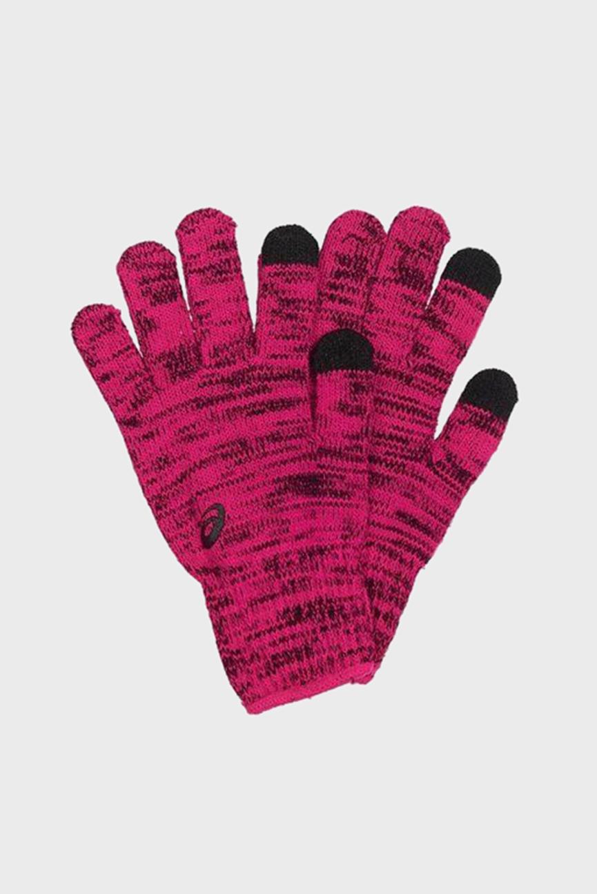 Женские розовые перчатки LINER GLOVE