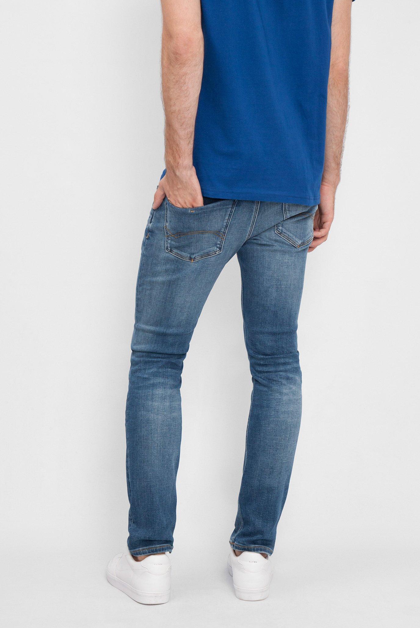 Купить Мужские синие джинсы SLIM SCANTON DYCBLST Tommy Hilfiger Tommy Hilfiger DM0DM02483 – Киев, Украина. Цены в интернет магазине MD Fashion