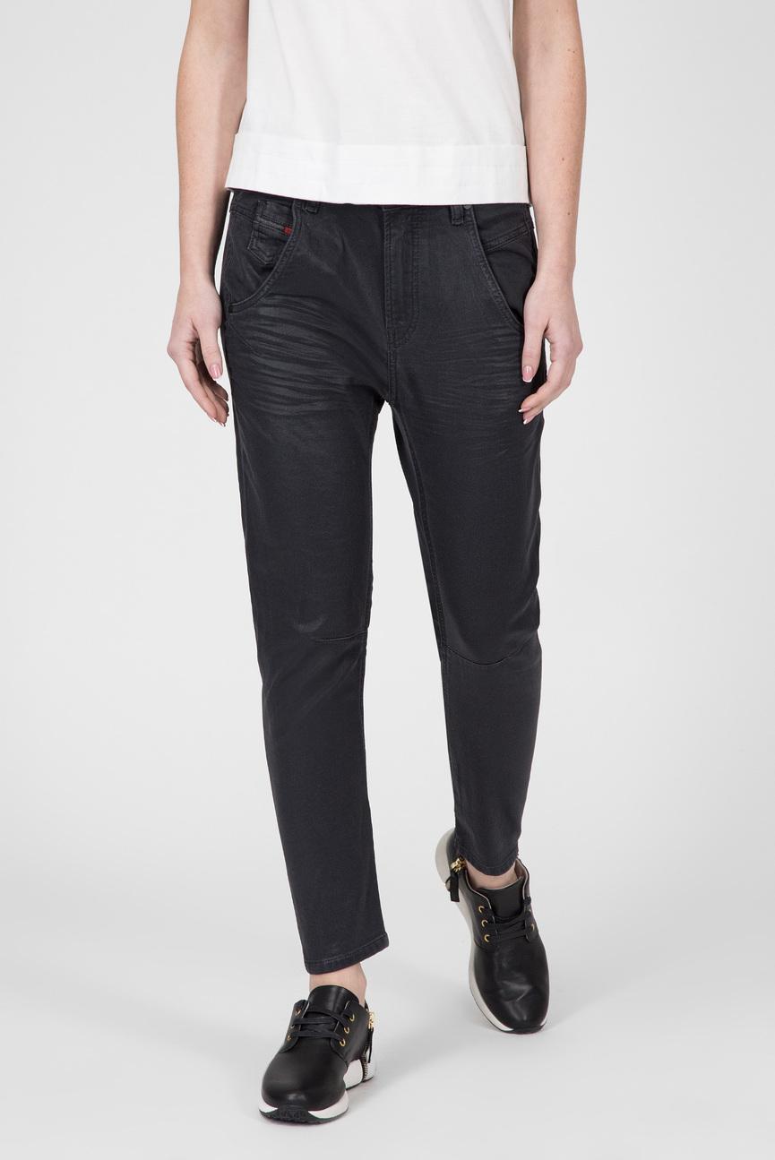 Женские черные джинсы FAYZA-NE