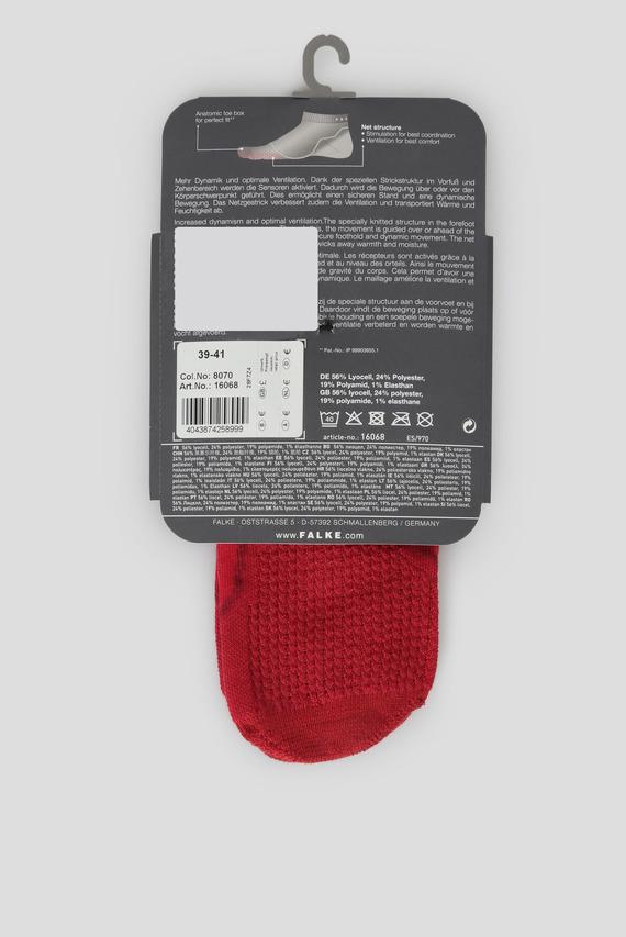 Мужские красные носки для бега IMPU. AIR