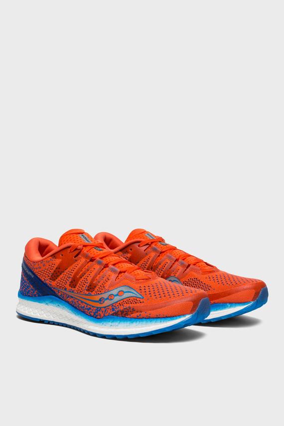 Мужские оранжевые кроссовки FREEDOM ISO 2