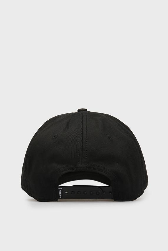 Черная кепка CIRIDE-M
