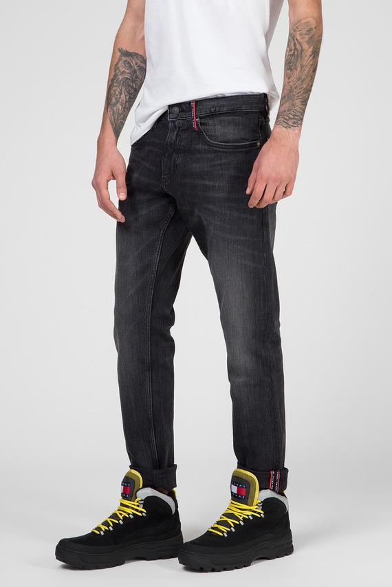 Мужские черные джинсы CANTON HERITAGE
