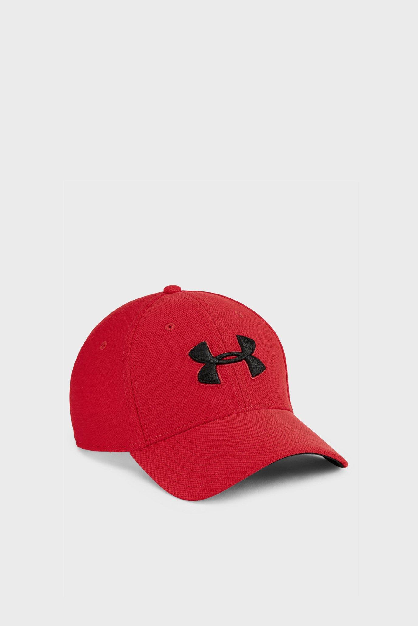 Мужская красная кепка Men's Blitzing 3.0 Cap Under Armour