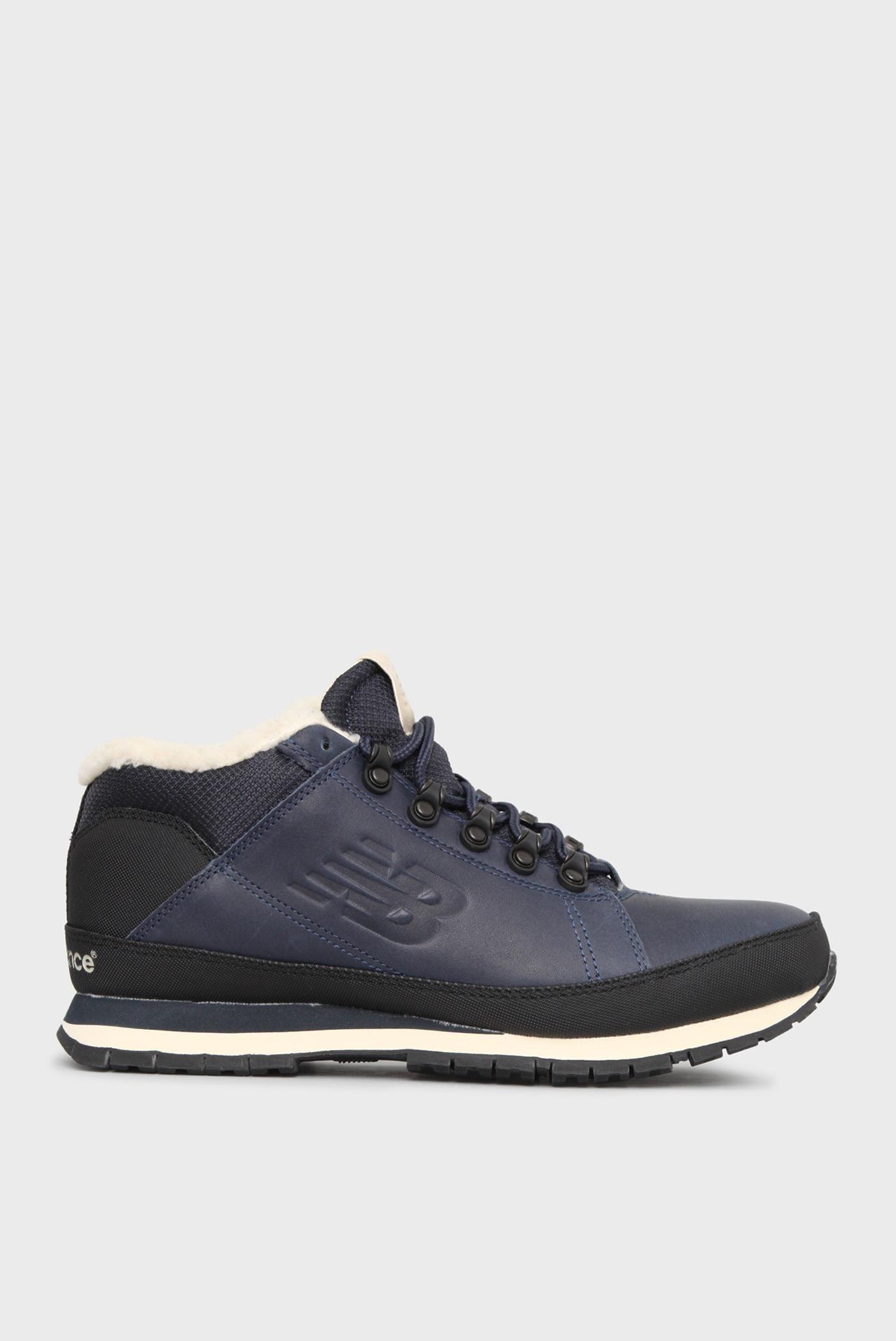 a6e832aaf4f4 Купить Мужские синие кожаные ботинки 754 New Balance New Balance H754LFN –  Киев, Украина. Цены в интернет ...