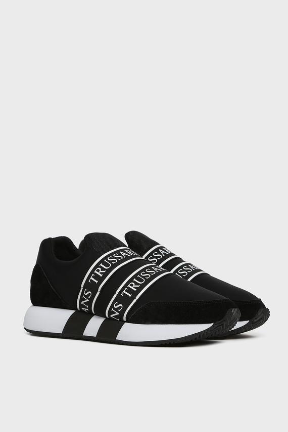 Женские черные кроссовки RUNNER