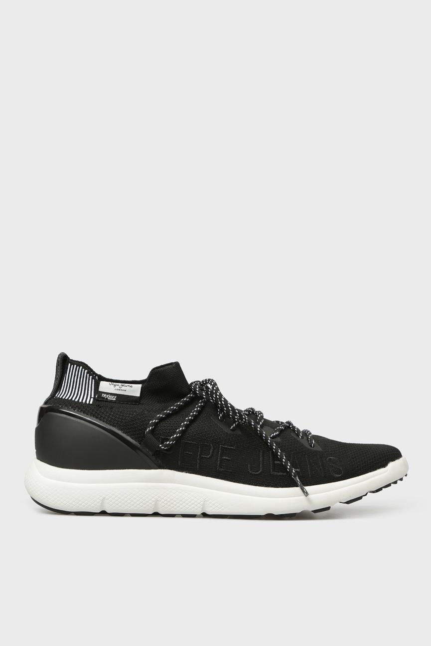 Мужские черные кроссовки HIKE SUMMER