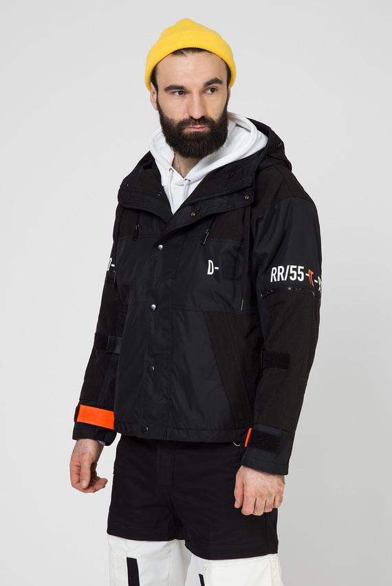 Мужская черная куртка J-REED