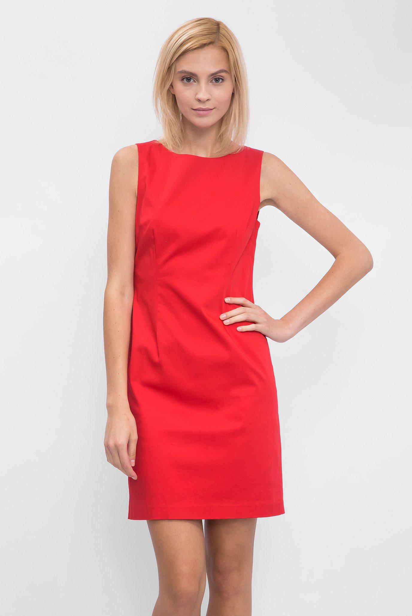 c67286710ab11 Купить Женское красное платье-футляр Gant Gant 450971 – Киев, Украина. Цены  в интернет магазине MD Fashion