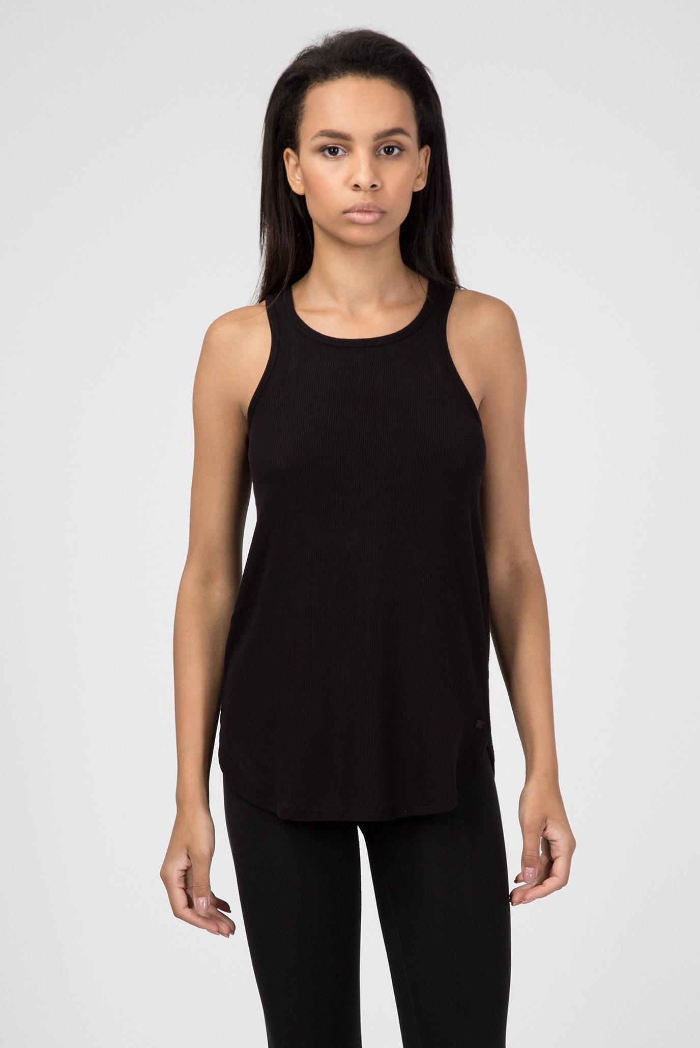 Купить Женская черная майка DKNY DKNY DP8T5639 – Киев, Украина. Цены в интернет  магазине MD Fashion 35b7d1291bf