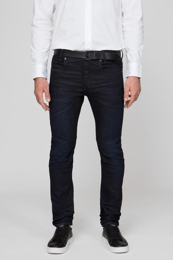 Мужские темно-синие джинсы D-Staq 5-pkt Slim