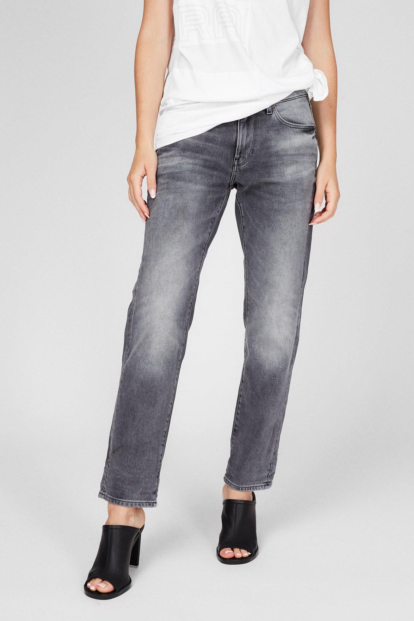 Женские темно-серые джинсы Kate Boyfriend 1