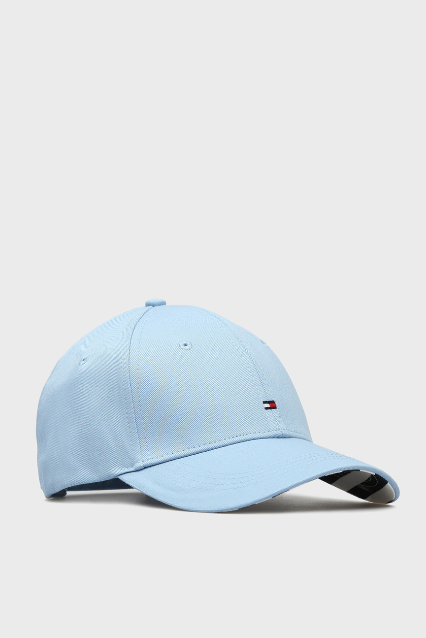 Женская голубая кепка BB PRINT
