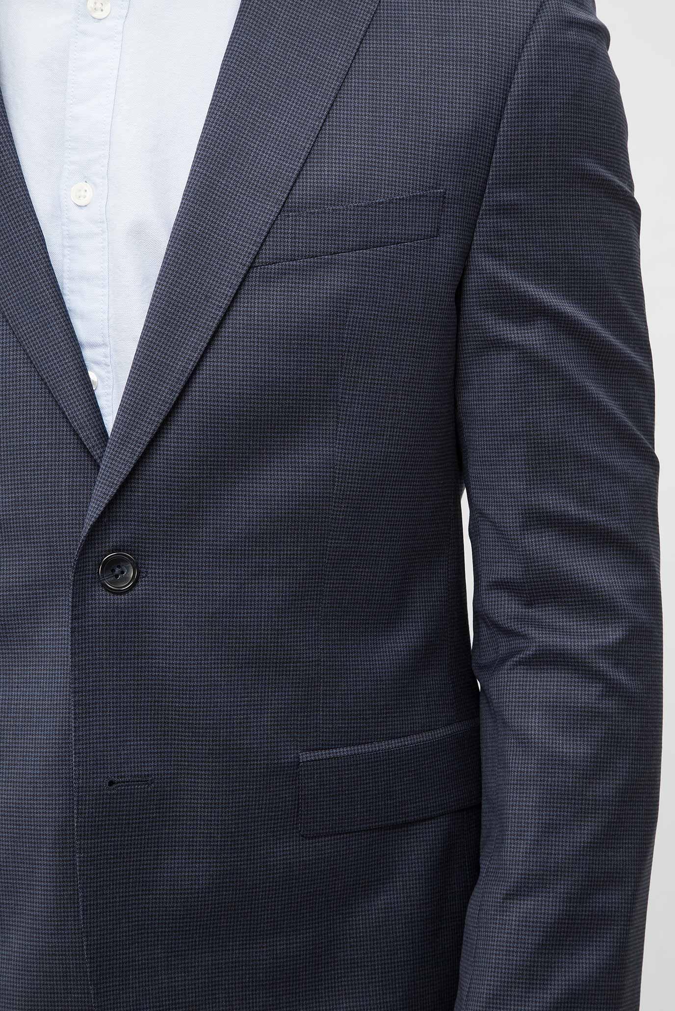 Купить Мужской темно-синий костюм Tommy Hilfiger Tommy Hilfiger TT0TT02111 – Киев, Украина. Цены в интернет магазине MD Fashion