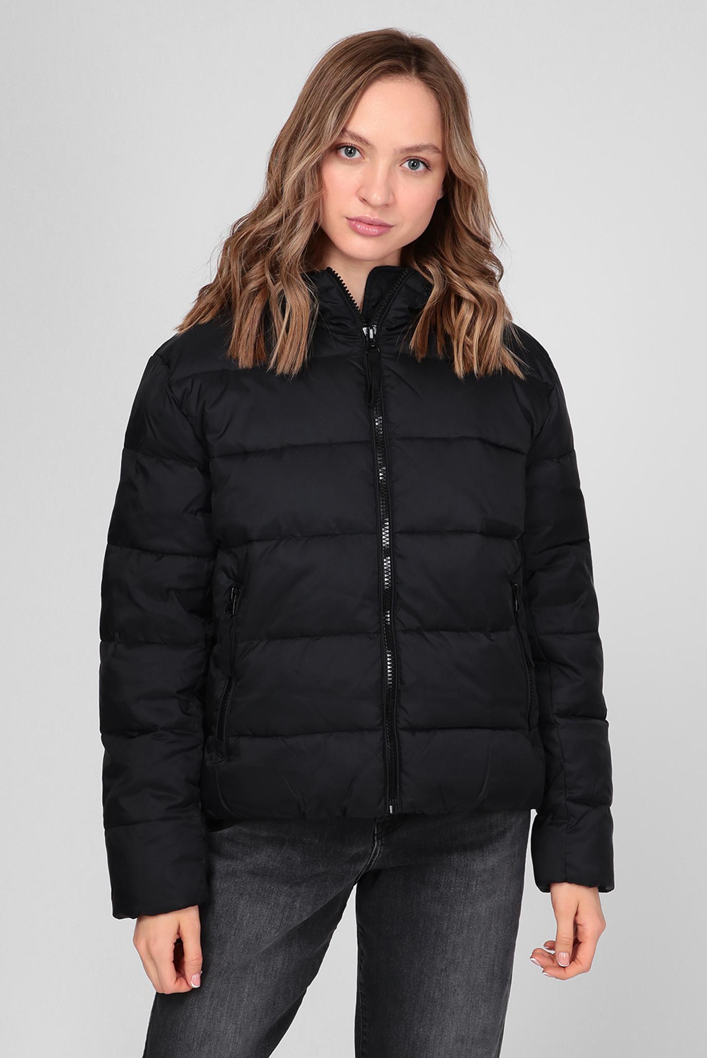 Жіноча чорна куртка FLORENCIA 1