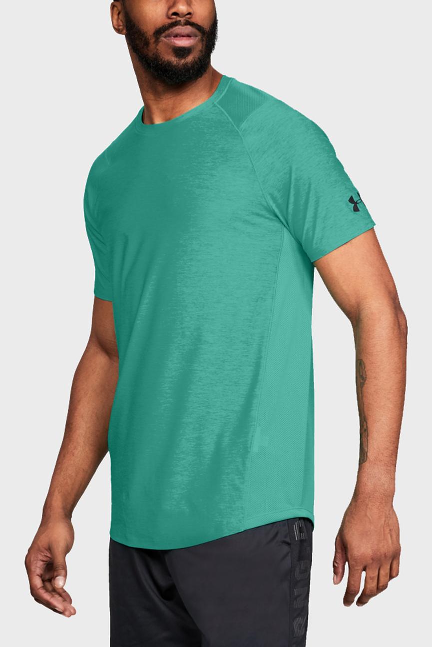 Мужская мятная футболка MK1 SS