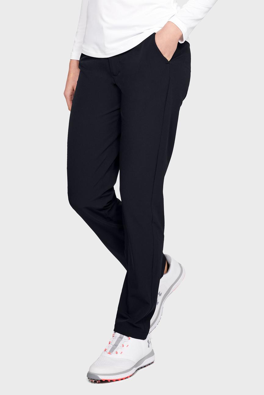 Женские черные брюки Links Pant