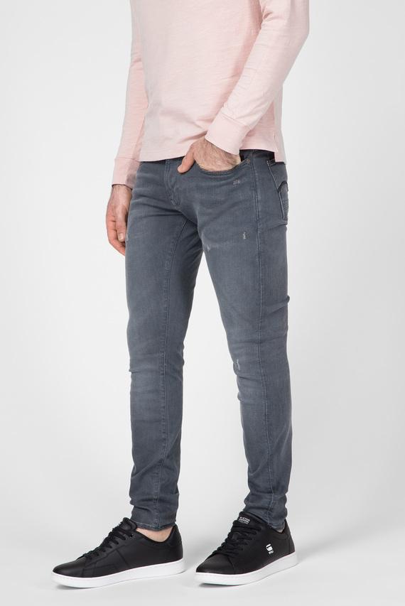 Мужские серые джинсы Revend Skinny
