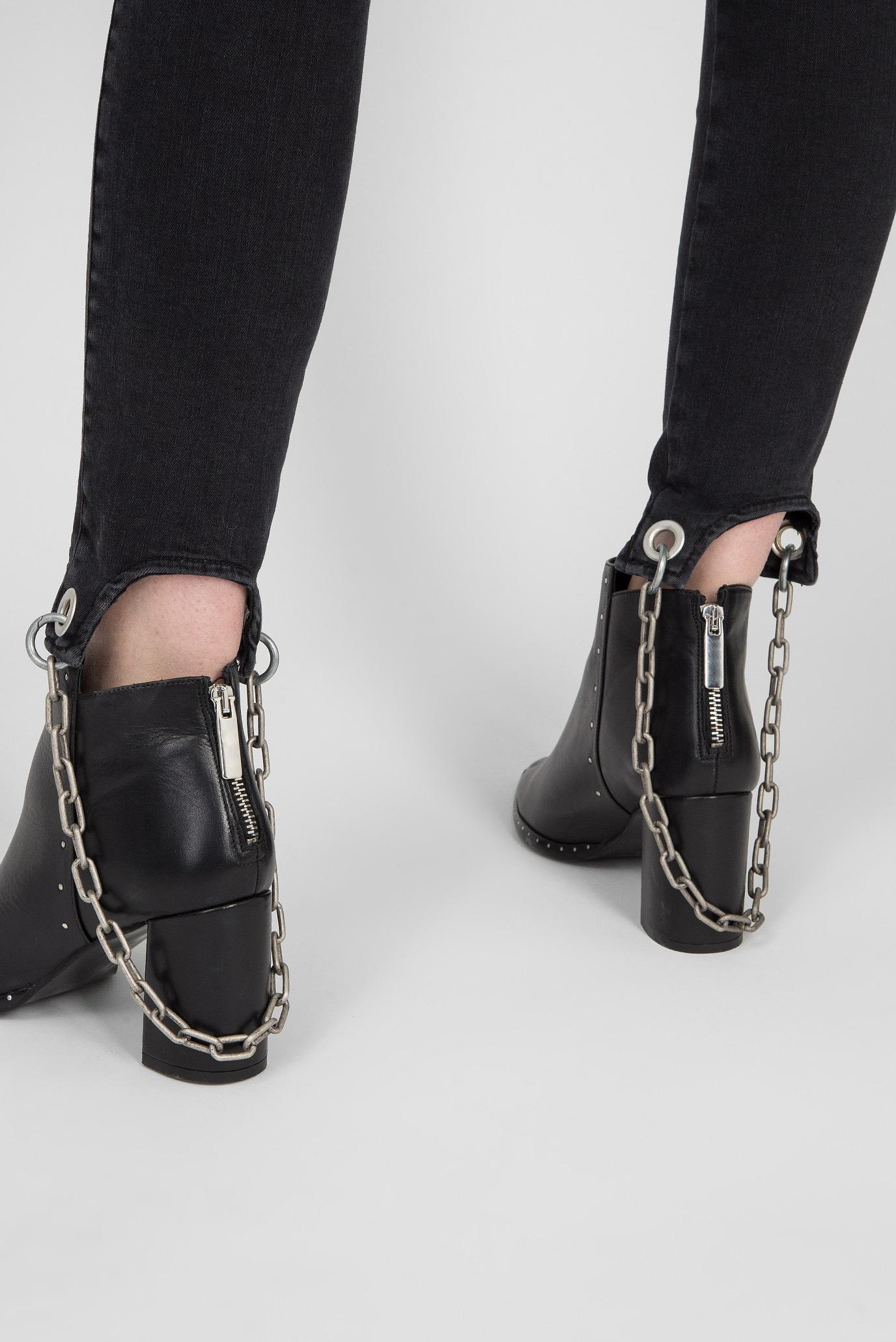 Купить Женские черные джинсы SLANDY-HIGH-G Diesel Diesel 00SRQB 081AM – Киев, Украина. Цены в интернет магазине MD Fashion