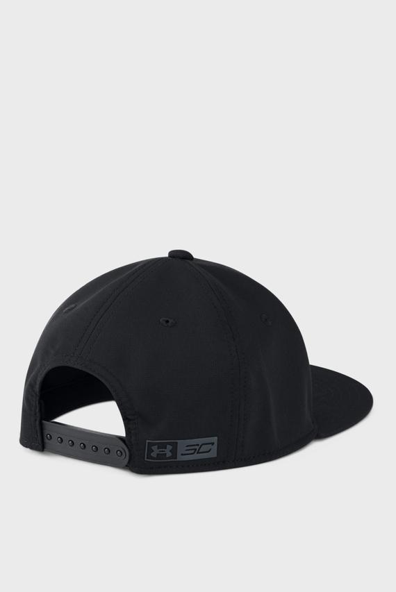 Детская черная кепка Boy's SC30 Core 2.0 Cap