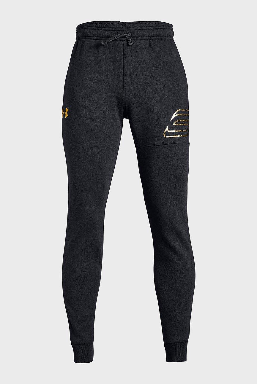 Детские черные спортивные брюки SC30 MVP Pant