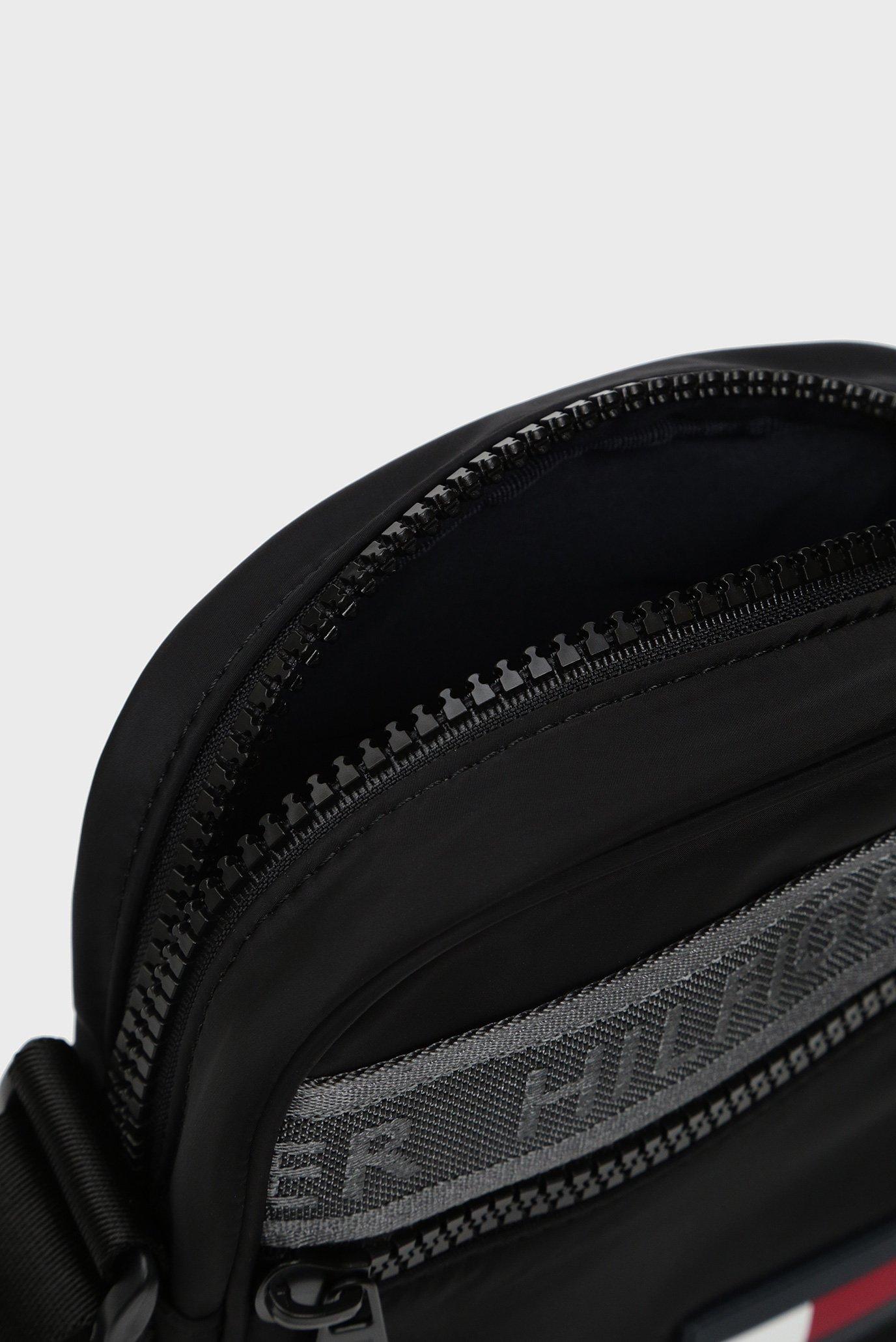 Мужская черная сумка через плечо SPORT MIX MINI Tommy Hilfiger