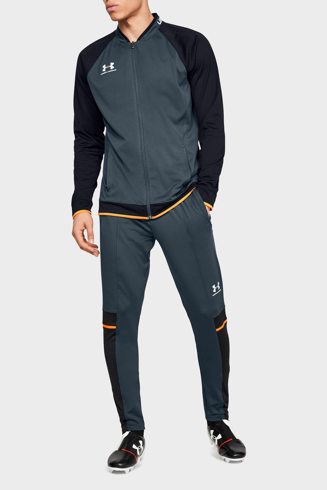 Мужская синяя спортивная кофта Challenger III Jacket Under Armour