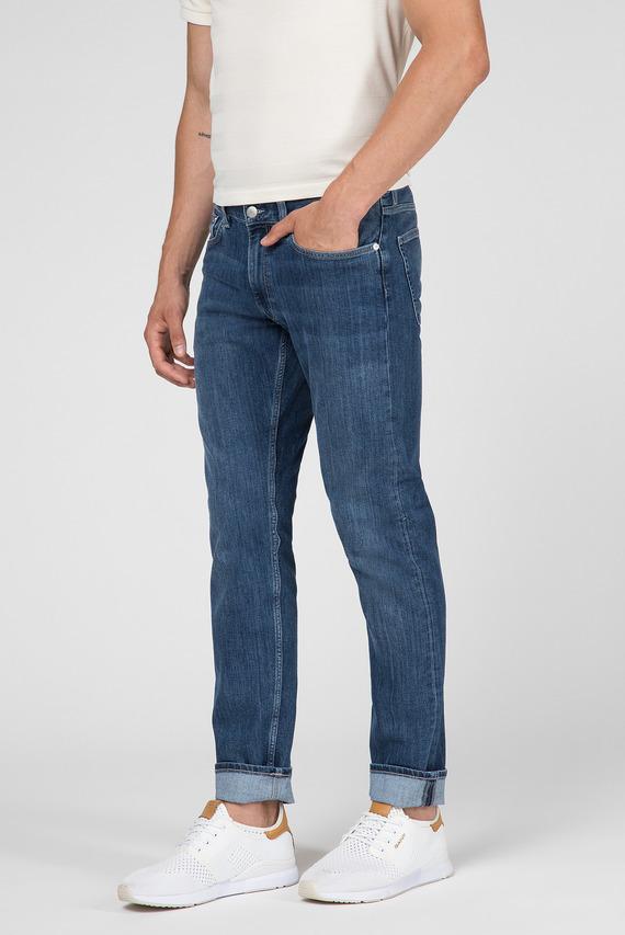 Мужские синие джинсы TP-TAPERED JEANS