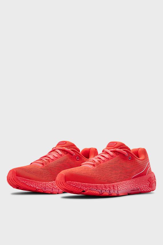 Женские красные кроссовки UA W HOVR Machina-RED