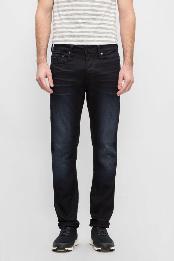 Мужские темно-синие джинсы Slim