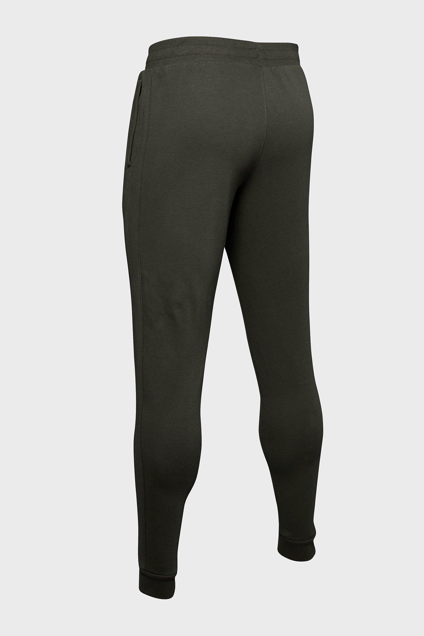 Мужские зеленые спортивные брюки RIVAL FLEECE JOGGER Under Armour