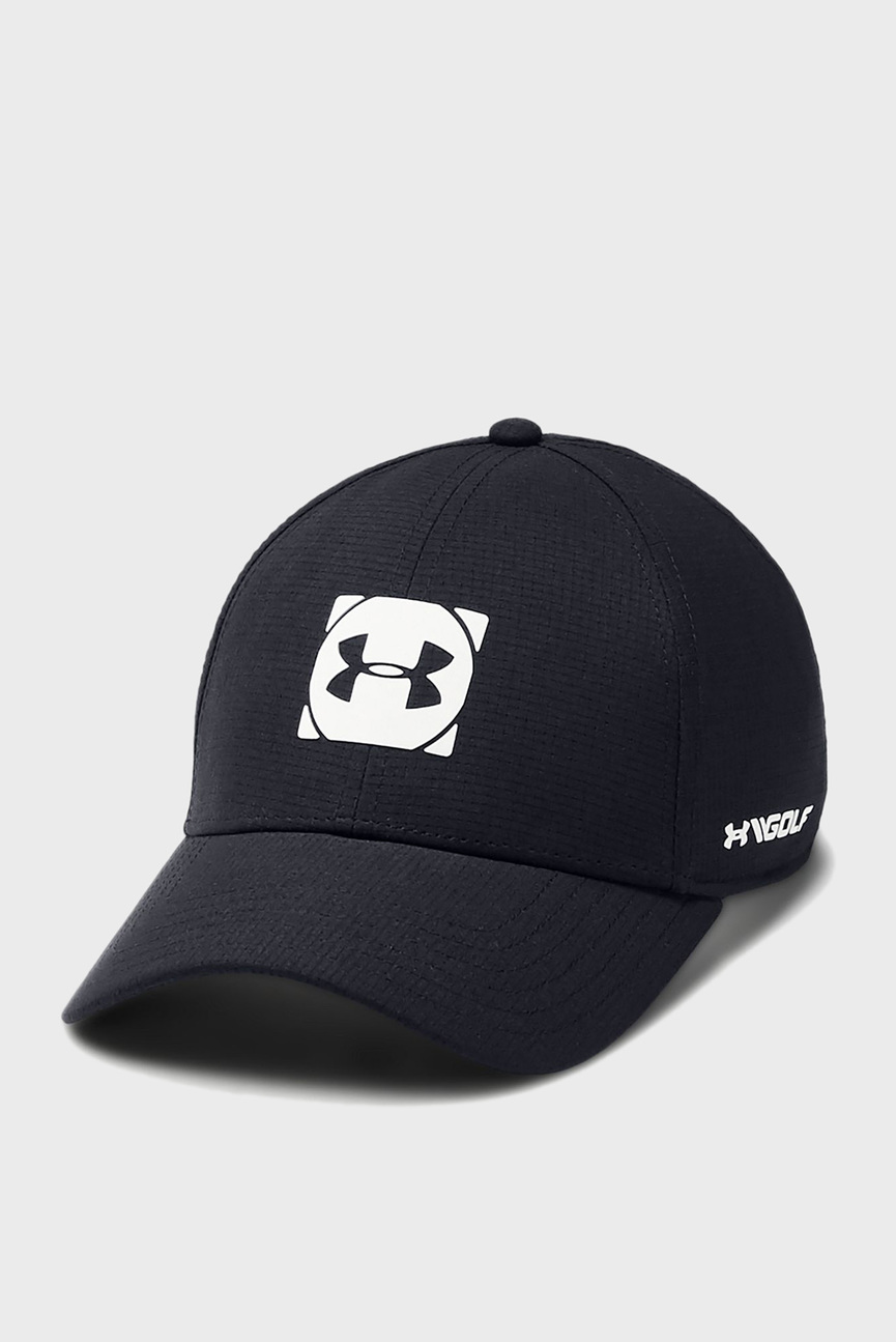 Мужская черная кепка Men's Official Tour Cap 3.0