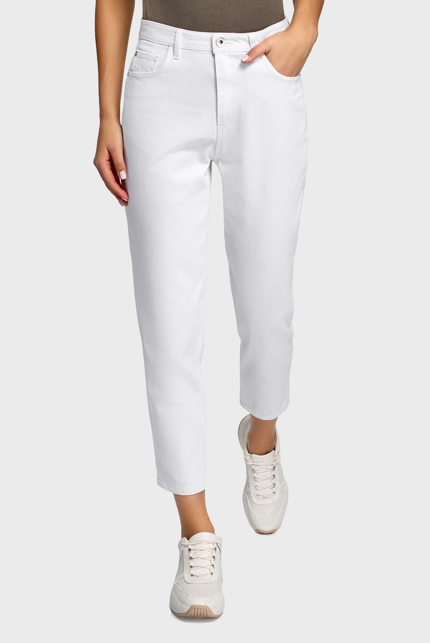Жіночі білі джинси 1
